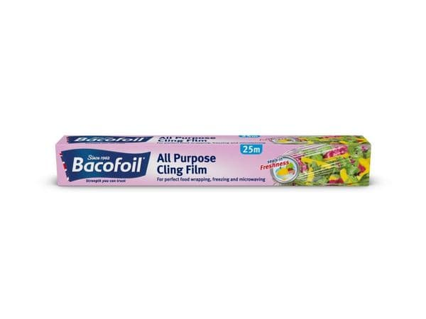 Bacofoil All Purpose Cling Film - 300x25